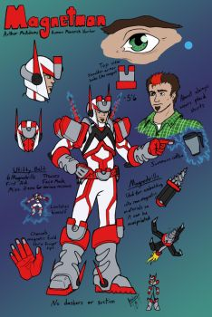 Magnetman reference colored by MaximumOverdrive