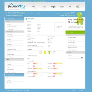 Peloton Cycling Manager by SyRuS-be