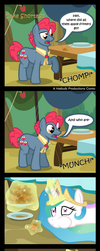 COMIC: Cake Shortage by HatBulbProductions