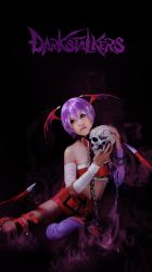 darkstalkers : Lilith by angie0-0