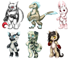 Furvilla painties by zaiilex
