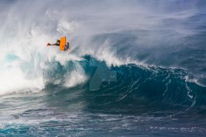 El Fronton Surf Competition by Spanishalex