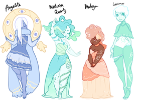 Fantastical Gemsonas [OPEN] by Death2Eden