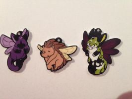 AC 2012 Fairy Theme charms by CasFlores