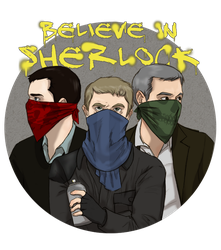 RedBubble: The Initiative by piratehatter