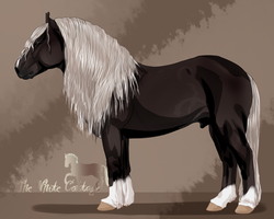 Sombre melancolie ref by The-White-Cottage