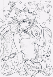 Minako Time by Channel-Square