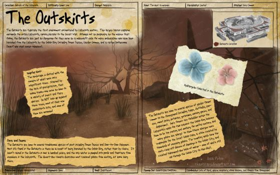 Labyrinth Guide - Outskirts by Chaotica-I