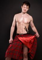 What is under the kilt by vishstudio
