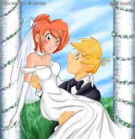 KP- Wedding Day by Loralit