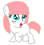 Mlp DirtyCake Adoptable by coco-swirl