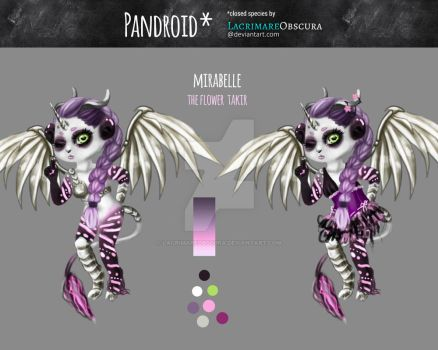 Custom Pandroid (for IFADEU337) by LacrimareObscura