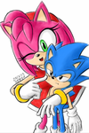 Sonamy Stuff - His younger version is so adorable! by Zack113