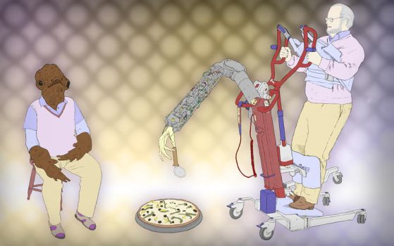 Pizza Party by Billtron209