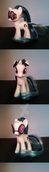 My Little Pony Custom FOR SALE: DJ Pon3/Vinyl by Rayne-Is-Butts