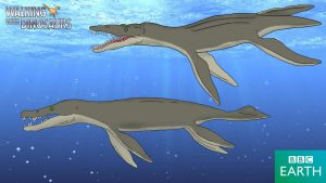 Walking with Dinosaurs: Kronosaurus boyacensis by TrefRex