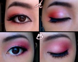 Makeup AB by Jeahny