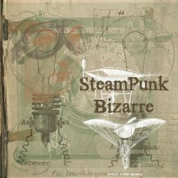 Brushes: SteamPunk Bizarre by hogret