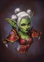 Reciprocity Blizzcon Badges - Ratzel by JuneJenssen