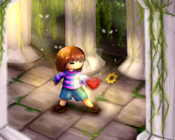 Frisk by Catakat