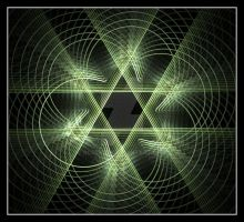 Sacred Geometry I by bcre80v