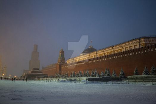 Red square by Ibble