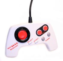 NINTENDO NES MAX Controller by eviln8