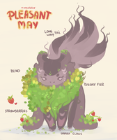 Pleasant May Lionless by tigerok