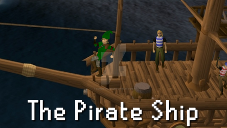 The Pirate Ship 1.1 by Demonheadge