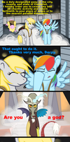 COMIC: Duly Designated Pony by meganschmidt