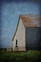 Textured Barn by heavenly-flower12