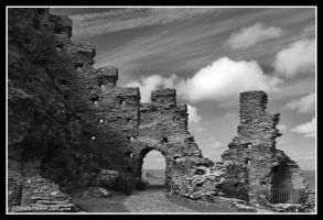 King Arthurs Castle by Kernow-Photography
