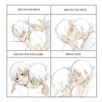 Moukemono: Kiss Meme 2nd by kitten-chan