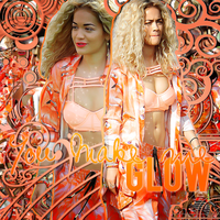 You Make Me Glow Blend by LITTLEMIXLOVER