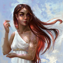 [Commission] Aina by RoanNna