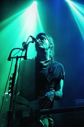The Dandy Warhols: Courtney Taylor-Taylor II by basseca