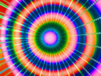 A Psychedelic Background by sh-artistry