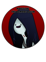 Marceline Pin by BrittanysDesigns