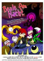 Beule Am Nacht Movie Poster by etc-2000