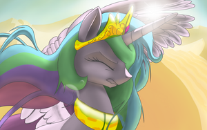I couldn't touch the sun by NadnerbD