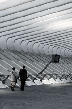 Liege guillemins by jariboe
