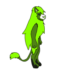 Free Anthro Lion Adopt (Closed) by The-COAT-Dealer
