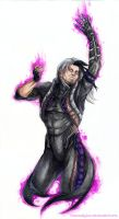 King Sindel by mareCaligine