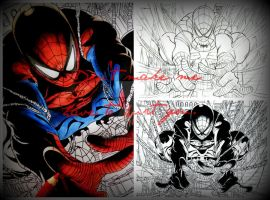 Preview Avenging Spider-man 2 by pensierimorti