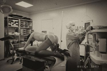 Edita 1963 / Gyn OP preparation by e19dita