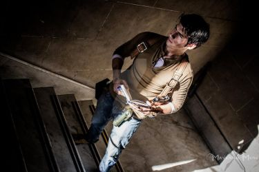 Nathan Drake - Uncharted 2: Among Thieves by matredfield