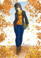 Autumn fashion outfit by ELLRarte