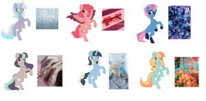 [Aesthetic Ponies] by sylvieadopts