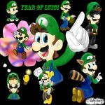 Year of Luigi by chiby-furry