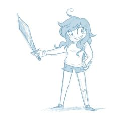 Minecraftian Commision by JaidenAnimations